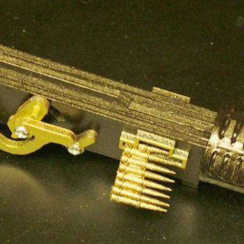 Vickers .303 1/5 Scale Machine Gun Ammo Belt