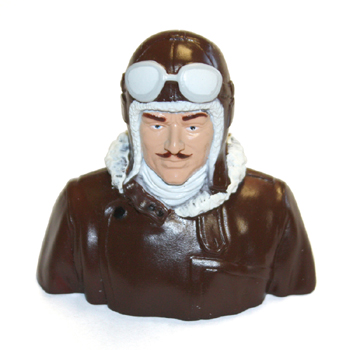W.29 Detail Upgrade Pack - 1/8th Scale Pilot Figure