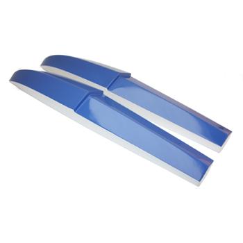 25 Size Fibreglass Floats with Gear & Rudder