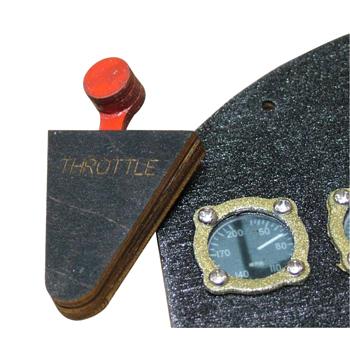 L-4/J-3 Throttle Box & Dashboard
