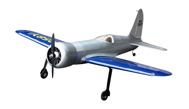 Hughes H-1 50in Wingspan ARF with Electric Retracts