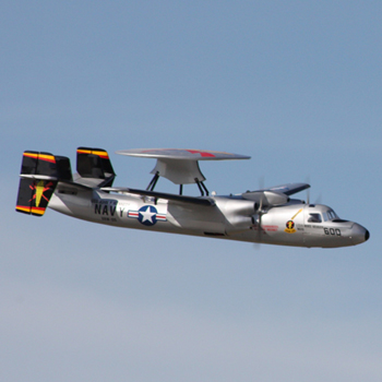 E-2C Hawkeye 71in Wingspan ARF