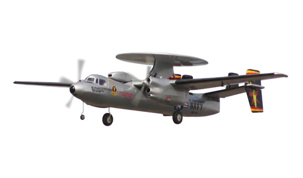 E-2C Hawkeye 71in Wingspan ARF