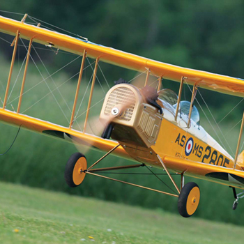 Curtiss JN-4 'Jenny' 71in Wingspan ARF