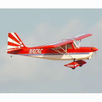Pilot-RC 122in (32%) Decathlon - Red/White Colour Scheme