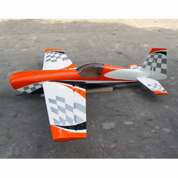 Pilot-RC 107in (35%) Extra-330SC - Orange/White Checker