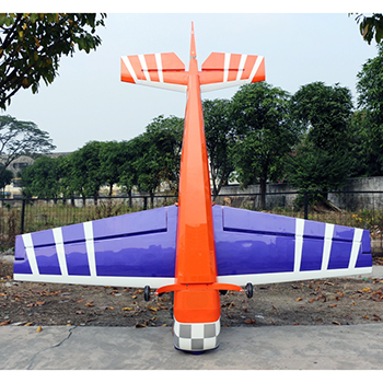 Pilot-RC 67in (22%) Extra-330SC - Orange/Purple Checker