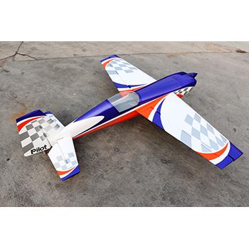 Pilot-RC 92in (31%) Extra-330SC - Orange/Purple Checker