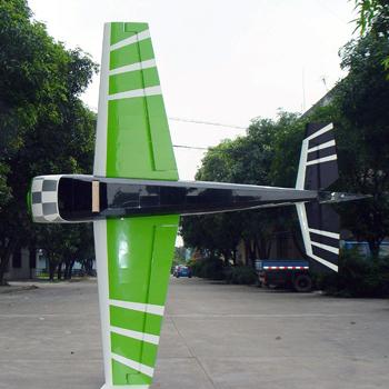 Pilot-RC 107in (35%) Extra-330SC - Green/White Checker