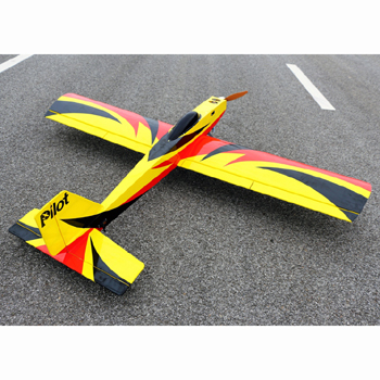 Pilot-RC 88in Sport Trainer - Red Eagle Colour Scheme