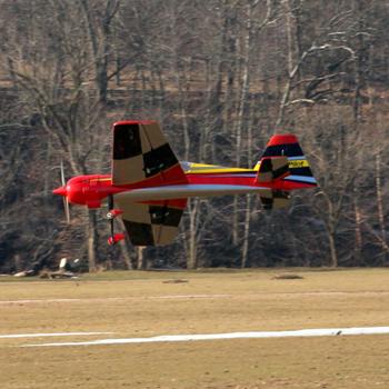 Pilot-RC 53in (19%) Yak-54