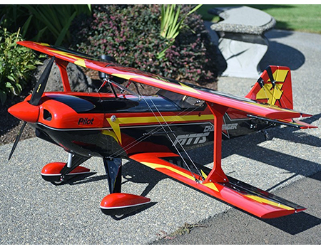 Pilot-RC 87in (100cc) Pitts Challenger (01)