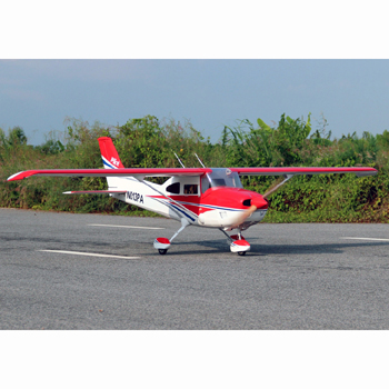 Pilot-RC 150in (35%) Skyline-182 - Red/White Colour Scheme