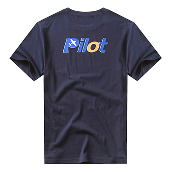 Pilot-RC T-Shirt (Medium) - Blue