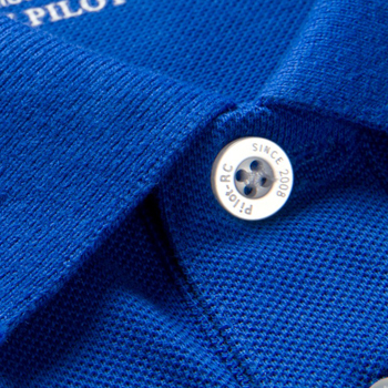 Pilot-RC Polo Shirt (Large) - Blue