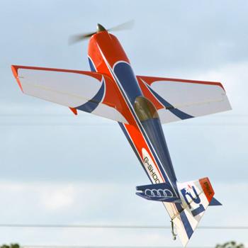 Pilot-RC 107in (37%) Edge 540 - Blue/Red/White Colour Scheme