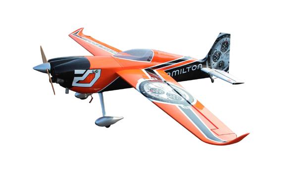 Pilot-RC V3 92in (31%) Edge 540 - Hamilton Scheme