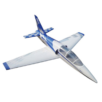 Pilot-RC 92in Dolphin Jet