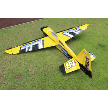 Pilot-RC V3 67in (23%) Edge 540 - Yellow Painted Scheme