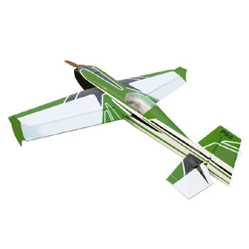 Pilot-RC 60in (20%) Extra-330SC - Green/White/Black