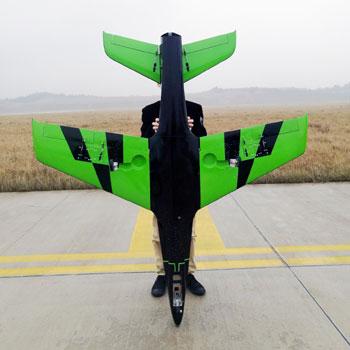 Pilot-RC Predator 1.8m Composite Jet