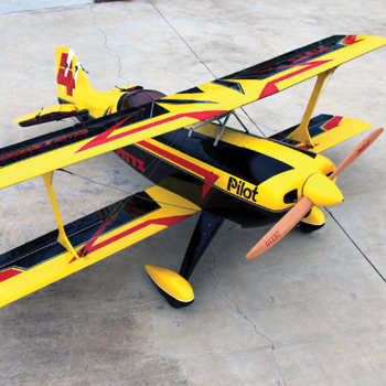 Pilot-RC 87in (100cc) Pitts Challenger (02)