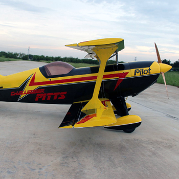 Pilot-RC 87in (40%) Pitts Challenger (02)