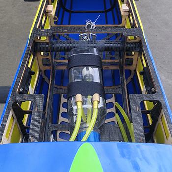 Pilot-RC Edge 540 (Yellow/Blue - Scheme 02)