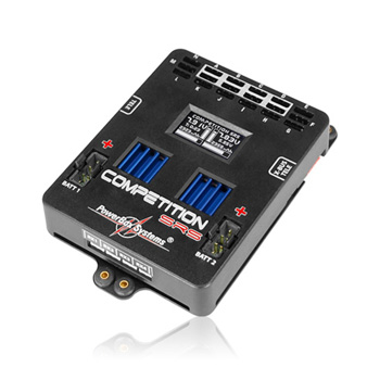 PowerBox-Systems Competition SRS w/Sensor Switch & Patch Leads