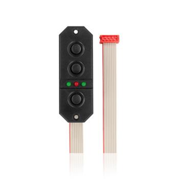 PowerBox-Systems Cockpit SRS w/Sensor Switch & Patch Leads