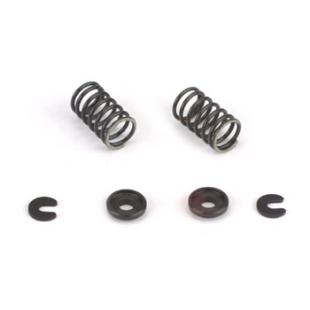 Saito Valve Spring/Keeper/Retainer (2 Sets)
