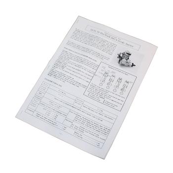 Saito Instruction Manual