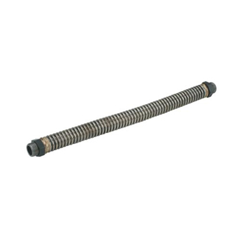 Saito Flexible Exhaust Pipe with Nut, 10mm