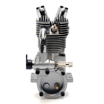 Saito FA-100 Four-Stroke Glow Engine
