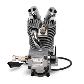 Saito FG-11 Four-Stroke Petrol Engine