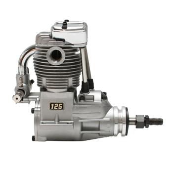 Saito FA-125A Four-Stroke Glow Engine