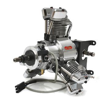 Saito FG-19R3 Four-Stroke Petrol Engine