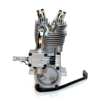 Saito FG-21 Four-Stroke Petrol Engine