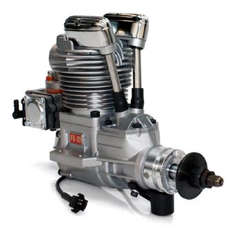 Saito FG-30 Four-Stroke Petrol Engine