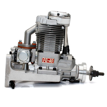 Saito FG-40 Four-Stroke Petrol Engine