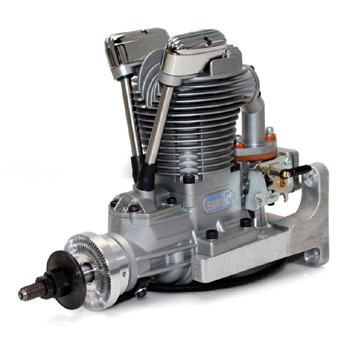 Saito FA-40FG Four-Stroke Glow Engine