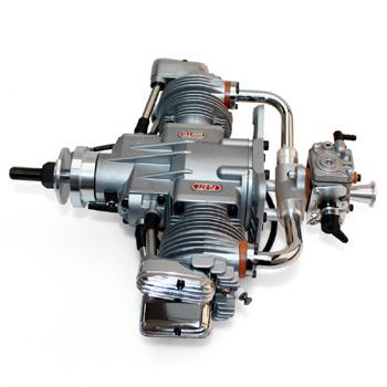 Saito FG-57TS Four-Stroke Petrol Engine