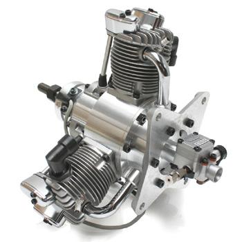 Saito FG-60R3 Four-Stroke Petrol Engine