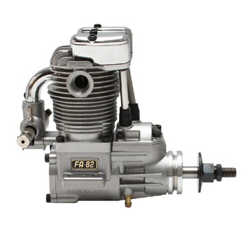 Saito FA-82B Four-Stroke Glow Engine