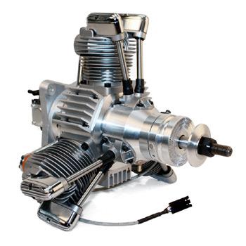 Saito FG-84R3 Four-Stroke Petrol Engine