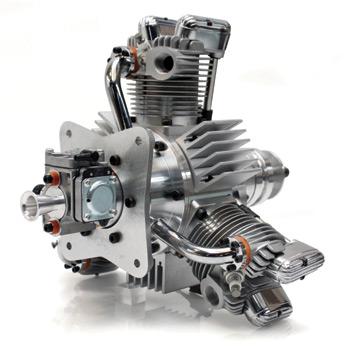 Saito FG-90R3 Four-Stroke Radial Petrol(Gas) Engine