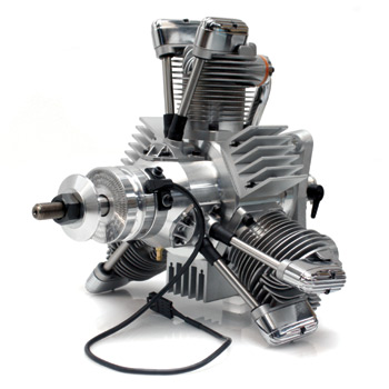 Saito FG-90R3 Four-Stroke Radial Petrol(Gas) Engine