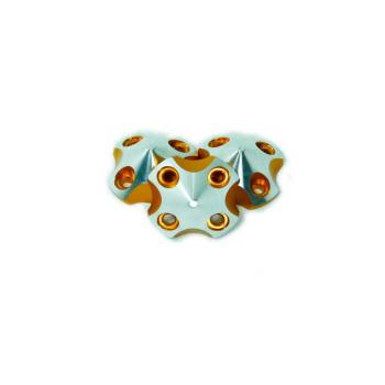 Secraft V2 Aluminium 3D Spinner (Small)