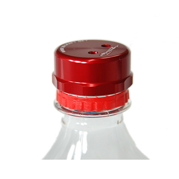 Secraft Fuel Tank Cap (Red)