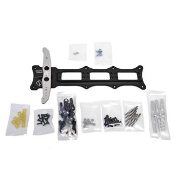 3 Servo Rudder Tray with Servo Arm (#4-40)